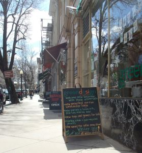 Good stuff is footsteps away in walkable downtown Princeton