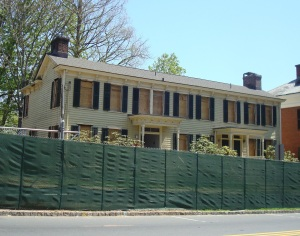 As Princeton house prices rocket once again, Princeton University can't even give these houses away.