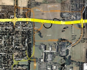 'Princeton Concept' Plan, from Planet Princeton
