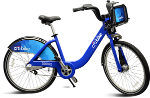 Sharable Bike, from Citibike NYC