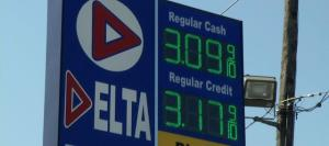 Gas prices are dropping in New Jersey. Image from NJTV.