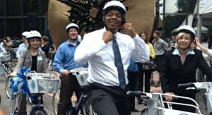 Anthony Foxx, incoming Secretary for Transportation