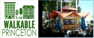 Meet the Walkable Princeton team and supporters at Clocktower Cabana on July 9, 2013!