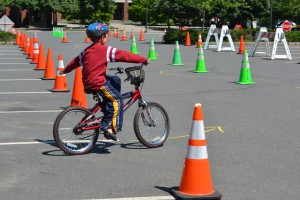 Kids riding at the 2012 Princeton Wheels Rodeo. (Photo from Prineton Sun)