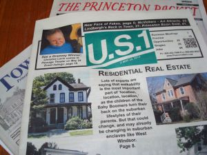 U.S.1's survey of Princeton realtors revealed a strong demand for walkability.