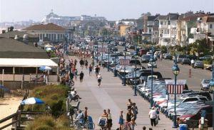 Your walkable, bikeable Jersey Shore!
