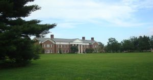The College of New Jersey (TCNJ) campus in Ewing, NJ. (Click to expand.)