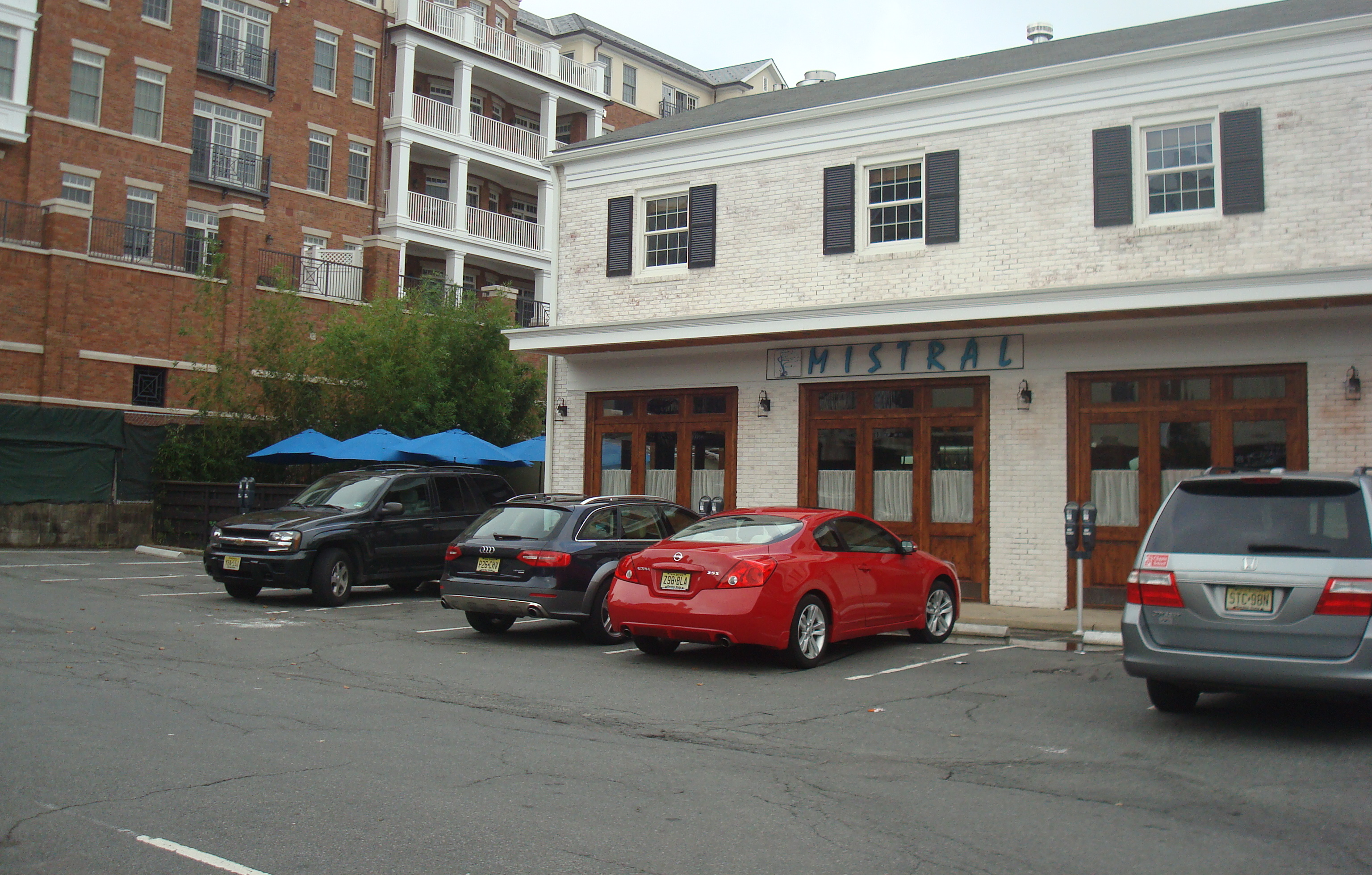 Could Dining Replace Parking At Princeton S Mistral