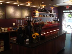 Your cup of joe is taken to the next level at Rojo's coffeehouse in Princeton's Palmer Square. (Click to expand.)
