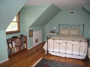 Bedroom at 32 N Harrison Street, Princeton (click to expand.)