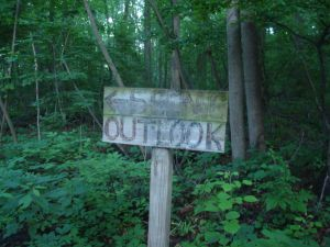 This way to the 'Scenic Outlook', or possible