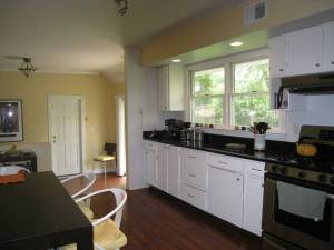Kitchen at 32 N Harrison Street, Princeton (click to expand.)