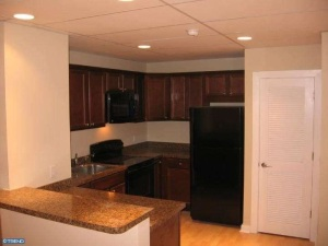 Remodeled kitchen at 80 Nassau Street #2a apartment. (click to expand.)