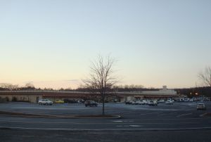 Parking was plentiful at Princeton Shopping Center on Black Friday 2013. (click to expand.)