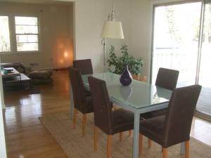 Dining room at house at 28 Mason Drive, Princeton. (click to expand).