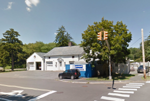 Former Valley Road garage (image via Google Streetview)
