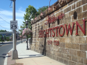 Historic Hightstown, NJ. (click to expand)