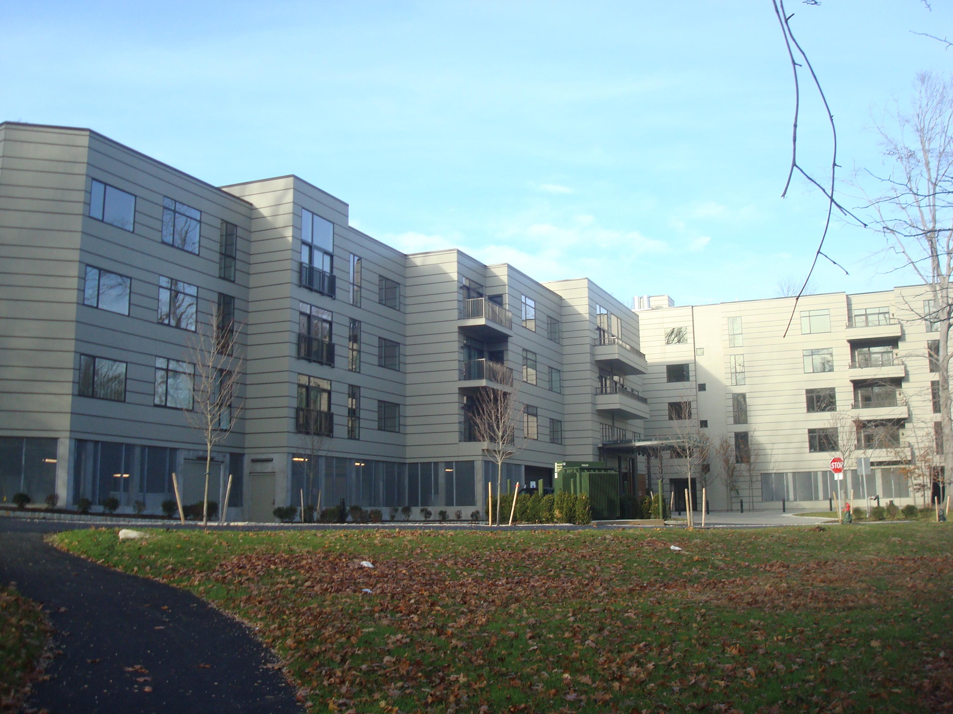 "A Walk Around Princeton s ""Copperwood"" Apartments"