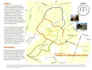 Friends of Herrentown Woods Trail Map of Herrentown Woods. (click to expand)