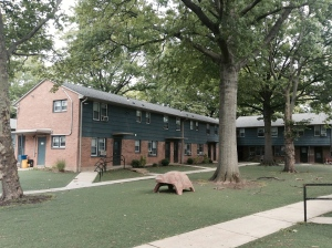 Princeton Housing Board affordable homes at Clay Street in Princeton. (click to expand.)